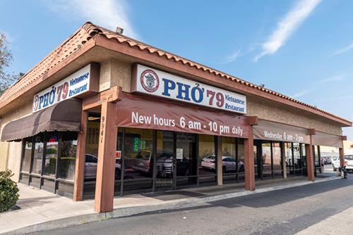 Nhà hàng Phở 79 đã tồn tại gần 40 năm tại thành phố Garden Grove, khu Little Saigon ở Nam California