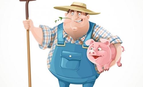 10 truyện cười hài hước về lợn dịp Tết Kỷ Hợi - page 2 - 1