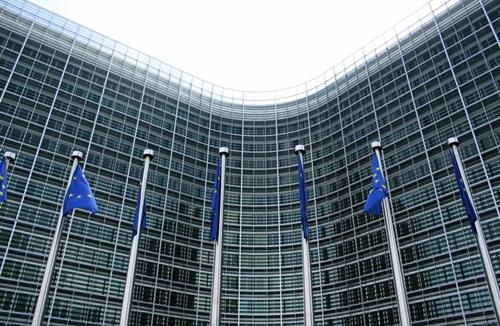 Trụ sở của EU tại Brussels, Bỉ. Ảnh: EUobserver.