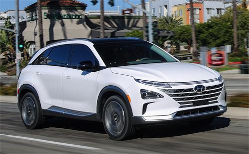 Hyundai Nexo - crossover Hàn đắt ngang xe sang Đức