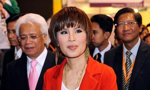 Công chúa Thái Lan bị loại khỏi danh sách tranh cử thủ tướng - ảnh 1
