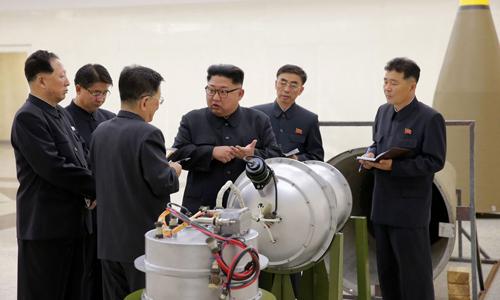 Chuyên gia Mỹ nghi Triều Tiên sản xuất thêm 7 vũ khí hạt nhân - ảnh 1