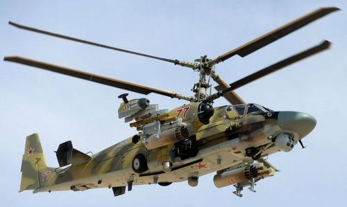 Trực thăng Cá sấu bay Nga uy lực hơn sau thực chiến ở Syria - ảnh 2