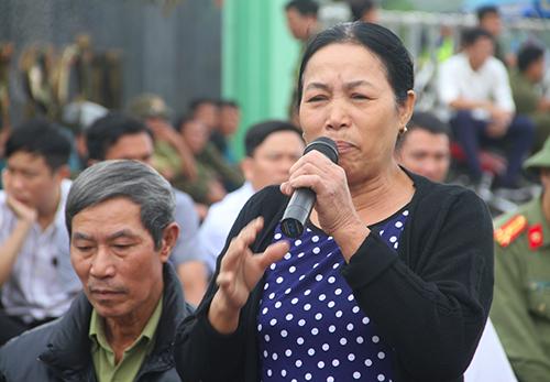 Chủ tịch huyện ở Hà Tĩnh xin lỗi vì ruồi từ bãi rác bay vào nhà dân - ảnh 2