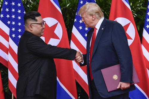 Trung Quốc hoan nghênh hội nghị thượng đỉnh Mỹ - Triều tại Việt Nam - ảnh 1