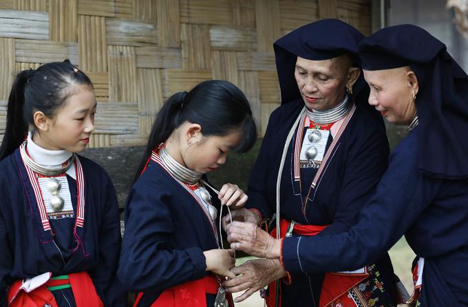 Tết Nhảy, nghi lễ lớn nhất trong đời người Dao Quần Chẹt