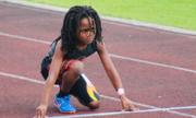 """Cậu bé Mỹ nổi tiếng nhờ khả năng chạy """"nhanh như chớp"""""""