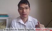 Ngữ điệu câu hỏi đuôi trong tiếng Anh