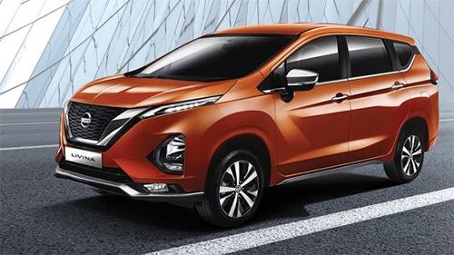 Nissan Livina 2019 ra mắt tại Indonesia.