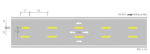 Sau vô lăng - Ý nghĩa vạch kẻ đường vàng, trắng - nhiều tài xế còn mơ hồ (Hình 5).