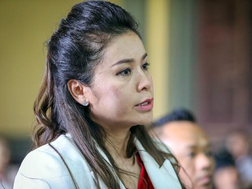 Bà Thảo rút đơn ly hôn, ông Vũ không chấp nhận