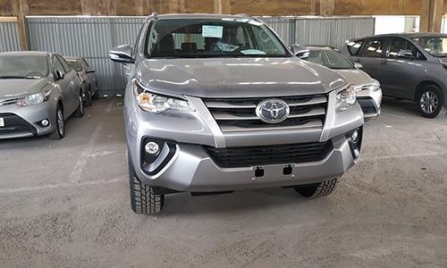 Toyota Fortuner có thể chuyển sang lắp ráp trong năm 2019.