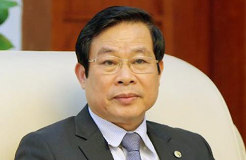Cựu bộ trưởng Nguyễn Bắc Son bị bắt - ảnh 1
