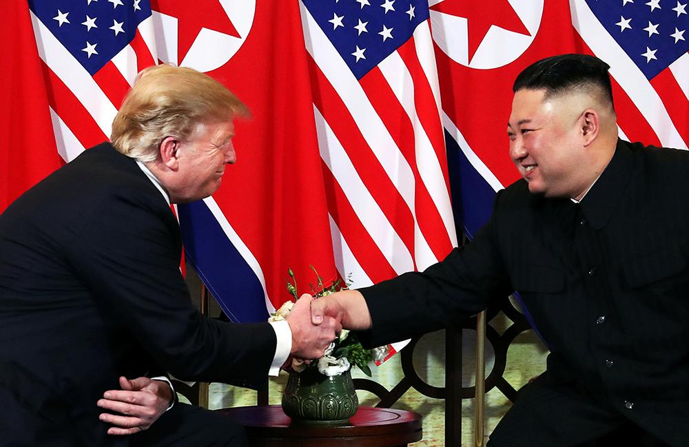 Ông Trump bày tỏ niềm tin rằng hội nghị thượng đỉnh lần hai sẽ rất thành công, thậm chí tuyệt vời hơn lần đầu tiên vào năm ngoái. Kim Jong-un cũng cho rằng hội nghị sẽ có kết quả tốt, dù những tháng vừa qua đòi hỏi rất nhiều kiên nhẫn và nỗ lực.