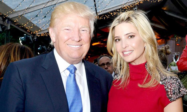 Ivanka nói làm con gái Trump là 'việc khó khăn nhất thế giới' - VnExpress