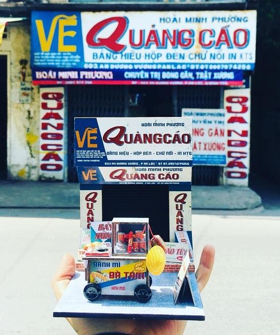 Người đàn ông chuyên chế tác mô hình Sài Gòn thu nhỏ
