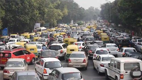 Ấn Độ được xếp vào danh sáchnhững quốc gia dễ lấy bằng lái nhất. Ảnh: HT Photo