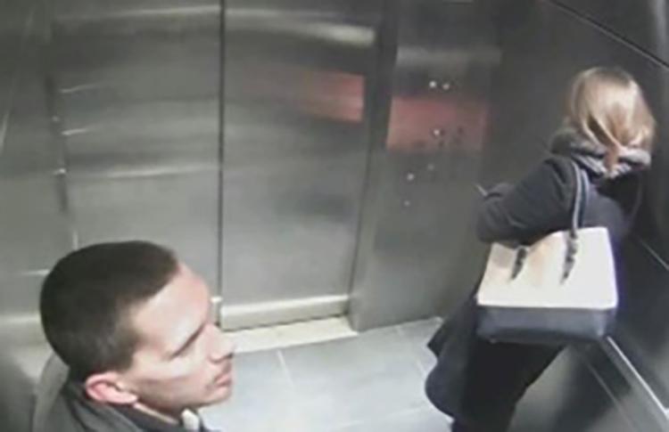 Thang máy là nơi lý tưởng của tội phạm trộm cắp, xâm hại tình dục.