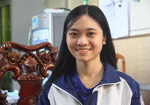 Nữ sinh giành giải nhất quốc gia môn Lịch sử
