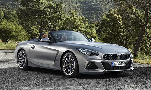 BMW Z4 2019 bán ra tại Anh, cạnh tranh Audi TT, Jaguar F-Type.