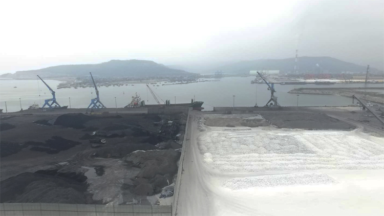 Hơn 18.000 tấn xi măng nghi giả nhãn mác bị chặn ở cảng Nghi Sơn - ảnh 2