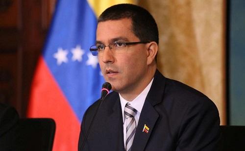 Quan chức ngoại giao nhiều nước bỏ ra ngoài khi Ngoại trưởng Venezuela phát biểu - ảnh 1