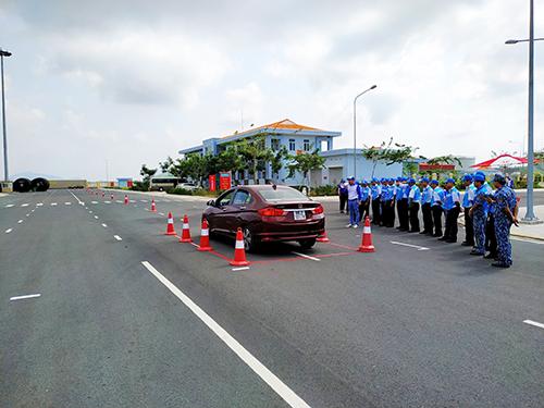 Honda Việt Nam đào tạo hàng nghìn học viên lái xe an toàn - 1