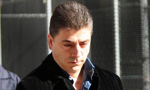 Thủ lĩnh băng đảng Gambino Francesco Cali. Ảnh: New York Daily News.