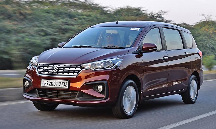 Suzuki Ertiga 2019 Giảm Gia Sắp Về Việt Nam Vnreview Tin