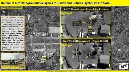Nga tái triển khai Xe tăng bay Su-25 tại Syria - ảnh 2