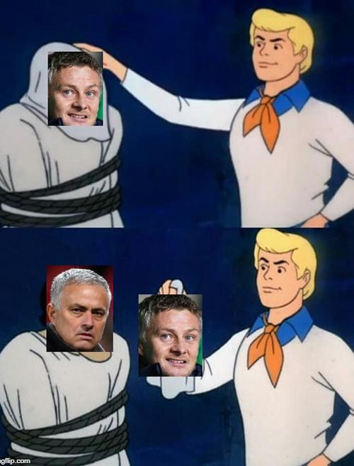 Lối chơi Solsa nhưng kết quả Mourinho.