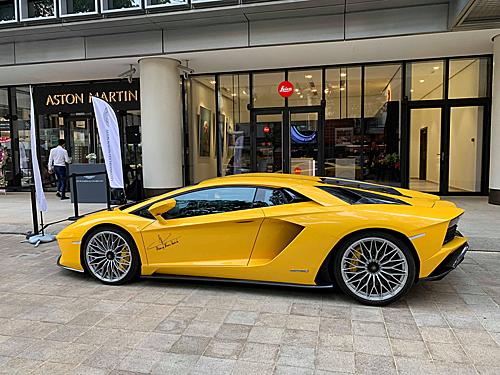 Mẫu siêu xe mạnh nhất nhà Lamborghini tăng tốc 0-100 km/h trong 2,9 giây.