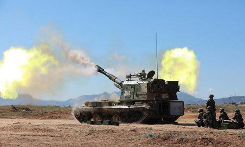 Tham vọng chế tạo pháo điện từ gắn trên xe tăng của Trung Quốc -