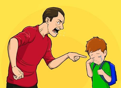 10 sai lầm khi dạy con phụ huynh cần tránh