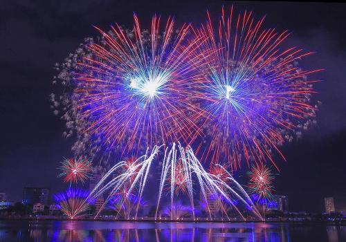 Lễ hội pháo hoa quốc tế Đà Nẵng rút ngắn còn một tháng -
