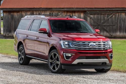 Ford Expedition - SUV cỡ lớn ăn khách tại Mỹ.