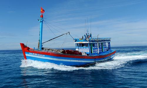 Hội Nghề cá yêu cầu Trung Quốc bồi thường vì gây chìm tàu ngư dân ở Hoàng Sa -