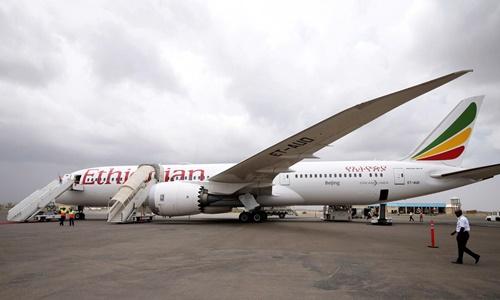 Mối tình lâu dài có nguy cơ lung lay giữa Ethiopia và Boeing