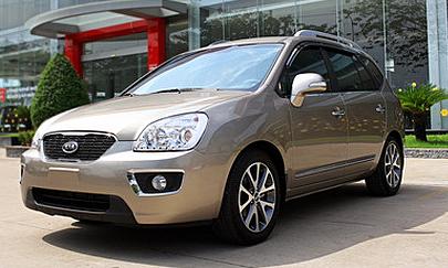 400 triệu nên mua Kia Carens đời 2014?