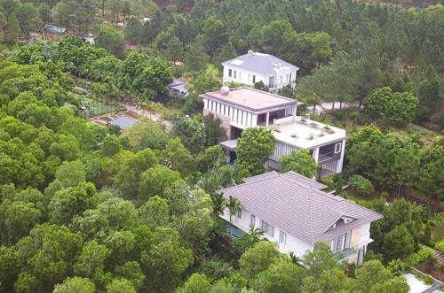 Thanh tra đất rừng Sóc Sơn: Nhà gia đình ca sĩ Mỹ Linh có vi phạm