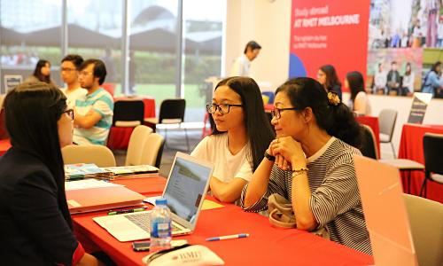 Lớp trải nghiệm miễn phí các ngành kinh doanh tại Đại học RMIT