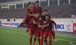 Bốn bàn thắng của Việt Nam vào lưới Thái Lan