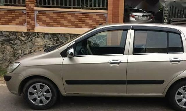 Định giá xe Hyundai Getz số tự động, đời 2009?