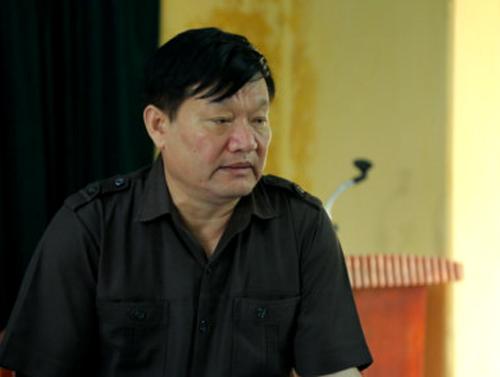 Ông Nguyễn Văn Phóng, Chủ tịch tỉnh Hưng Yên, phát biểu tại cuộc họp sáng nay. Ảnh: GDTĐ