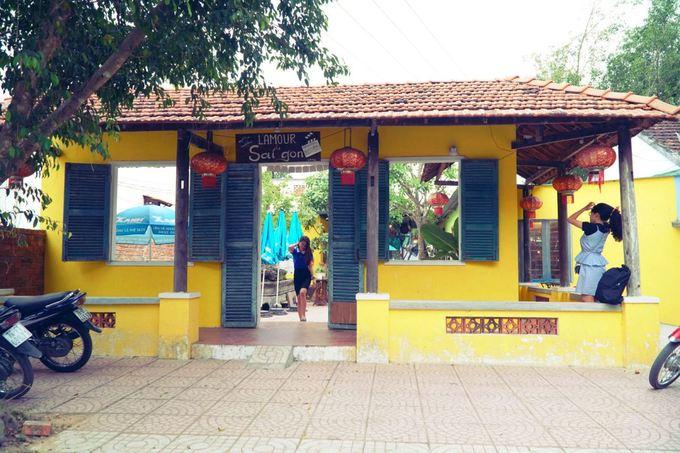 Quán cà phê hoài niệm Sài Gòn ở Quảng Ngãi
