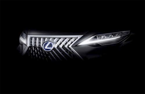 Lexus có thể tung MPV hạng sang cho nhà giàu - 1