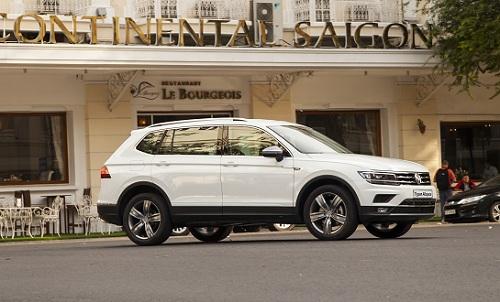Volkswagen tặng chuyến du lịch trăm triệu cho khách mua xe