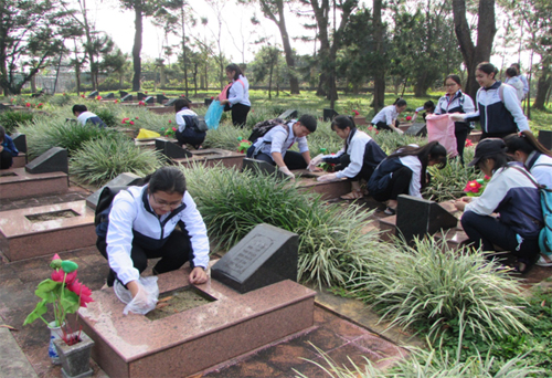Cách triệt tiêu bạo lực của ngôi trường ở Lâm Đồng