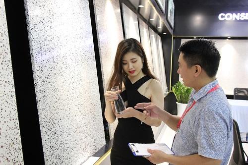 Sản phẩm mới của Khang Minh được khách hàng và giới chuyên môn đánh giá cao. Ảnh: Thành Dương.