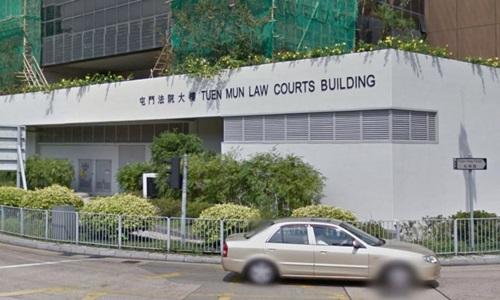 Tòa án Tuen Mun ở New Territories, Hong Kong. Ảnh: Google Maps.